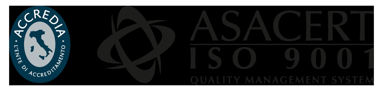 Logo ISO 9001 Accredia ILT