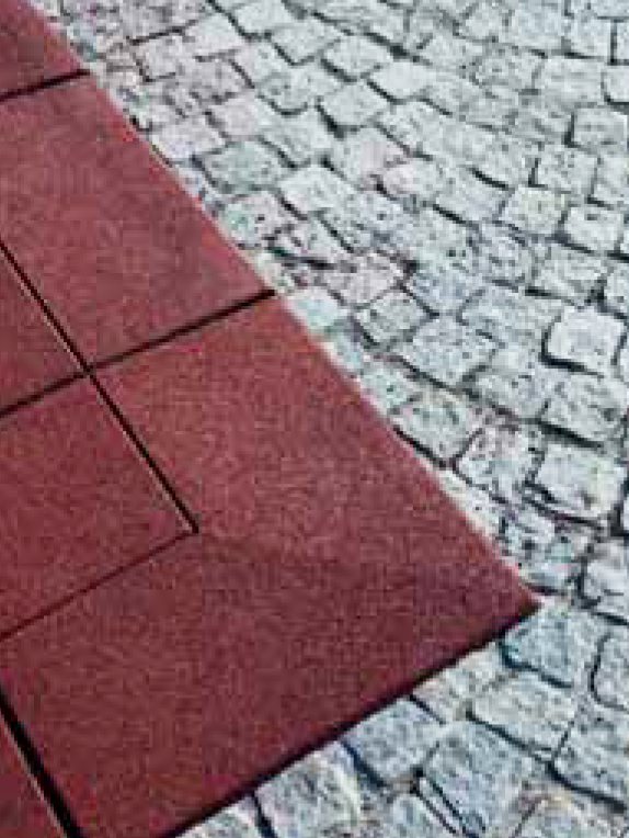 Pavimentazione antitrauma venduta da Linea Montanalegno - ILT